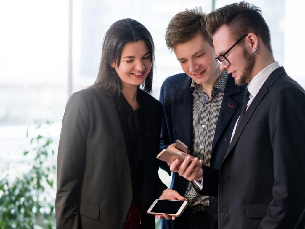 Generation Z betritt die Arbeitswelt